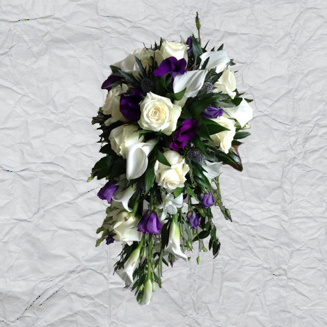 Flowers By Isabel Wedding Florist Traditional Scottish Shower